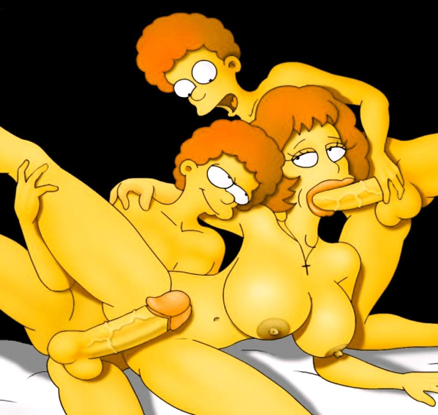 The simpsons porn pic — pic 14
