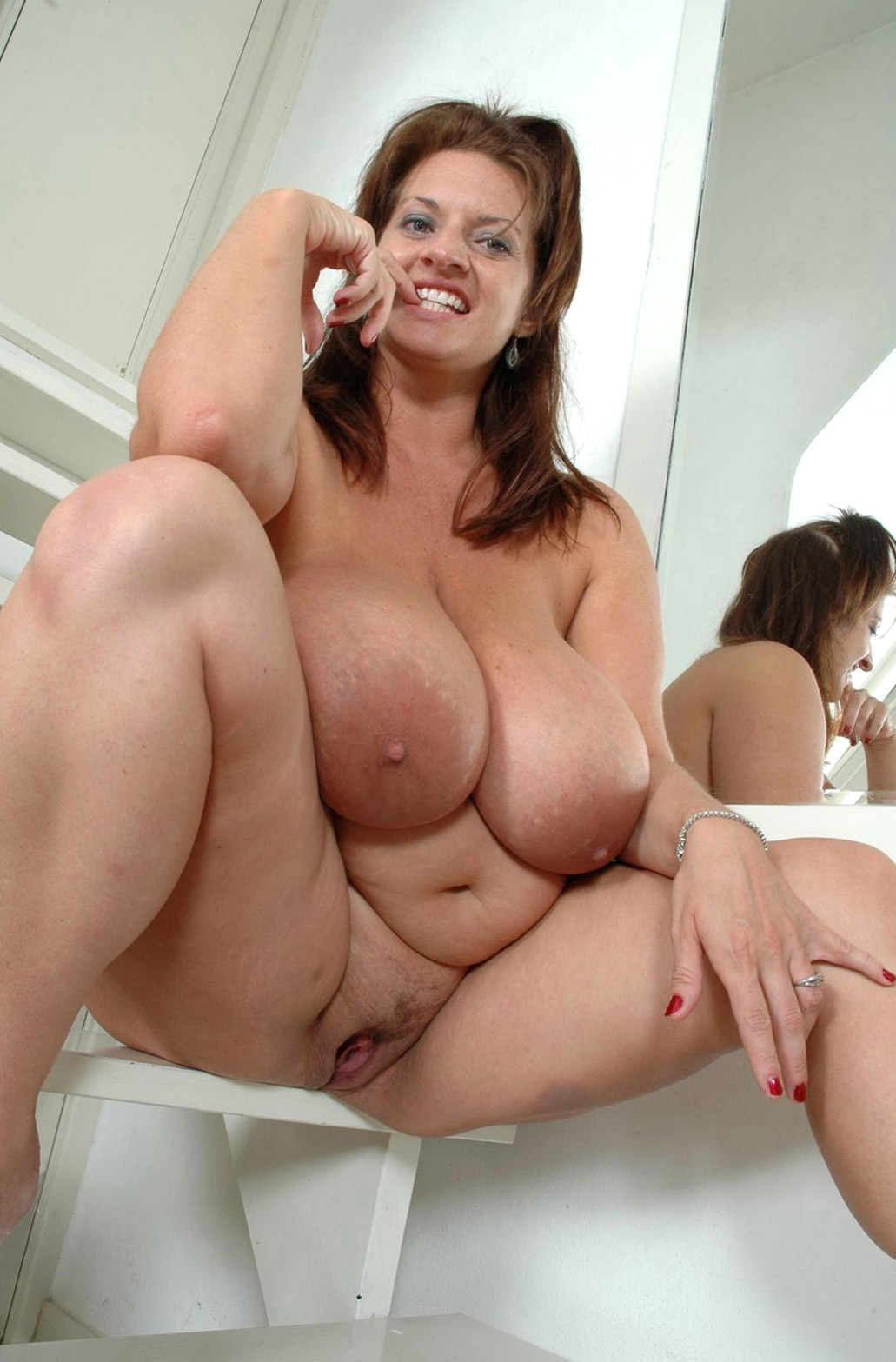 Curvy Mature Woman